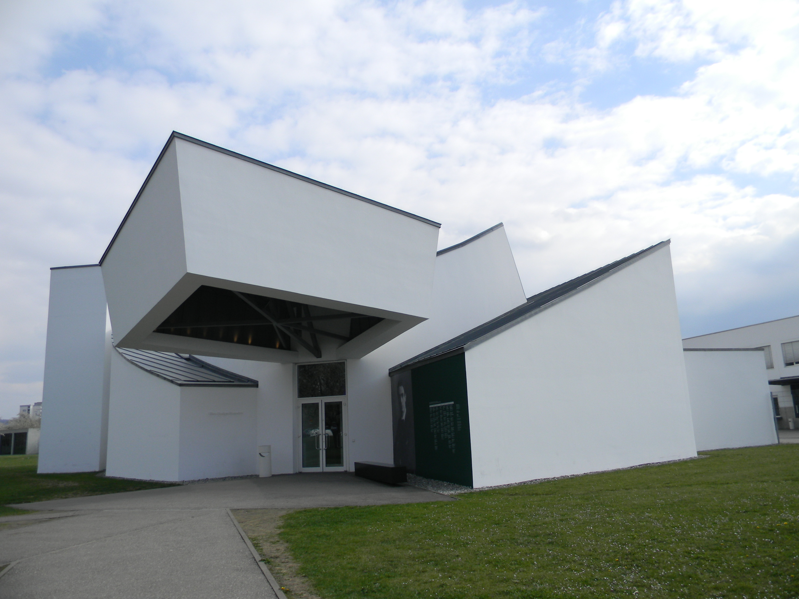 Lo stupore dell architettura di basilea pensare camminando for Case di architetti moderni