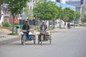 viaggio TianShui - montagna maji shan (5)